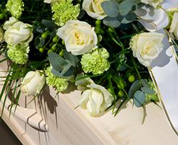 Begrafenis voorbeeld 1